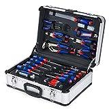 WORKPRO Boite à Outils Kit d'outils Professionnel avec...