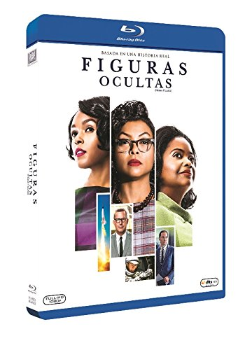 Hidden Figures Blu-Ray [Blu-ray]