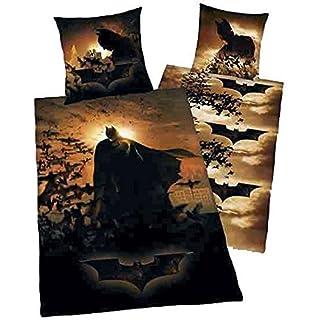 Bettwäsche Herding Batman Fotodruck The Dark Knight Zipper 135 x 200 cm NEU WOW - All-In-One-Outlet-24 -