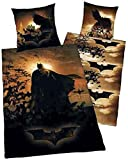 Bettwäsche Herding Batman Fotodruck The Dark Knight Zipper 135 x 200 cm NEU WOW - All-In-One-Outlet-24 -