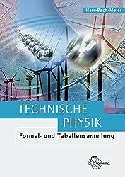 Formel- und Tabellensammlung