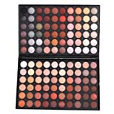 Abody 120 Farben Eye Shadow Lidschatten Palette Professionelles Makeup Set