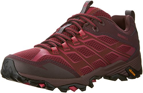 Merrell Moab FST escursionismo scarpe delle donne Beet Red