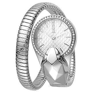 Reloj Just Cavalli Glam Time JC1L067M0015 – Analógico Cuarzo para Mujer en Acero Inoxidable