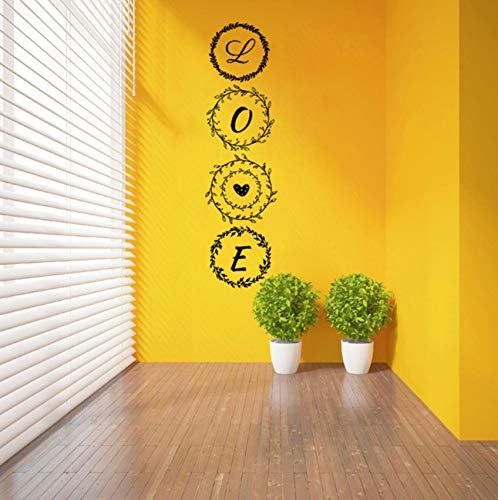 Xbwy Kunst Diy Vinyl Wandaufkleber Wohnzimmer Schlafzimmer Kinderzimmer Home Dekorative Wandbild Wasserdichte Tapete 20X85Cm