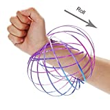 Vovotrade Magic Flow Rings Energie Kinetic Printemps Jouet Sensitive Interactive...