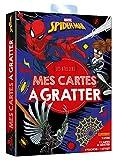 SPIDER-MAN - Pochette Les Ateliers - Mes cartes à gratter - MARVEL: ....