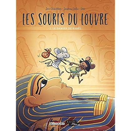 Les Souris du Louvre 02: Le Damier de Babel