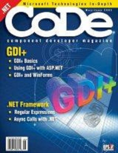 CODE Magazine - 2003 - May/June (Ad-Free!) (English Edition) Horn-server