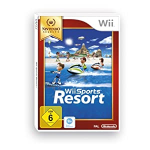 Wii Sports Resort Wii Motion Plus erforderlich – [Nintendo Wii]