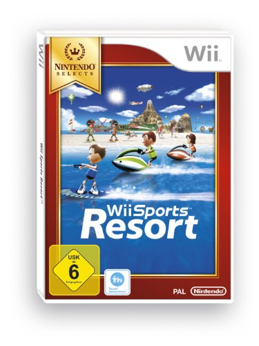 Wii Sports Resort Wii Motion Plus erforderlich - [Nintendo Wii] (Mario 9 Wii Party)