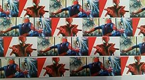 Alternative Spiderman 25 mm Ruban en gros-grain Divine crafts Par l'yard