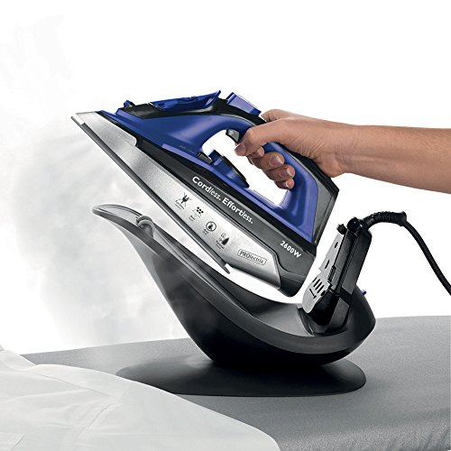 PROLECTRIX EF0274BGP-VDE 2-in-1 Cordless Steam Iron