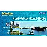 Bikeline Nord-Ostsee-Kanal-Route 1 : 50 000 (Bikeline Radtourenbücher)