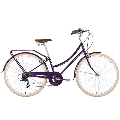 BOBBIN BROWNIE BICICLETA URBANA  MUJER  PURPURA (BLACKCURRANT)  46