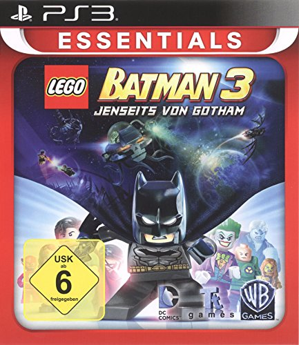 LEGO Batman 3 - Jenseits von Gotham (Lego Batman Ps3)