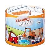 Aladine 85112 - Loisir Créatif - Stampominos - Métiers...