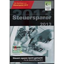 Steuersparer 2013 (Für die Steuererklärung 2012)