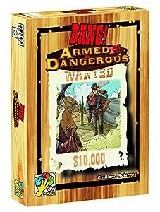 dV Giochi dvg9109-Juego Bang! Armed and Dangerous-Expansión (Idioma español no garantizado)