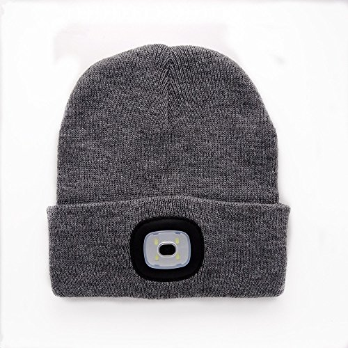 oumeiou-new-warm-bright-led-lighted-beanie-cap-unisex-rechargeable-headlamp-hat-multi-color-gray