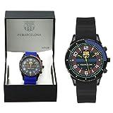 Seva Import Barcelona Reloj, Negro, S