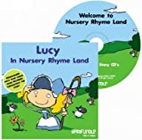 Barafundle Personalisierte Story CD Lucy in Kinderlied Land