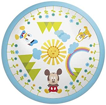 Philips Disney 717603016-Plafonnier (Children 'kinderzimmer, Multi, ronde, LED, 4W, 2700K)