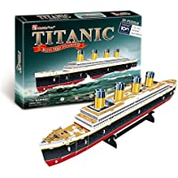 3D three-dimensional puzzle Titanic size M (japan import)