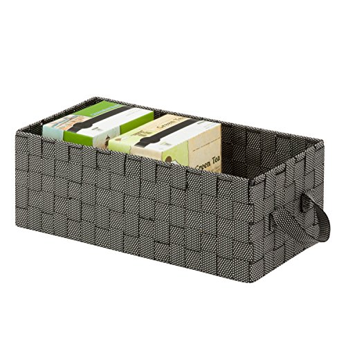 honey-can-do-ofc-03700-double-woven-media-organization-basket-with-handles-16-by-8-by-6-inch-salt-an