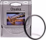 #2: Osaka 58mm UV Filter for Canon EOS DSLR Camera