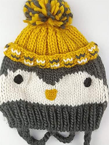 2c0bd55b5 ... AHAHA Sombrero de Invierno Bebé Sombrero de Lana de Punto ...