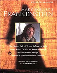 The Making of Mary Shelley's Frankenstein by Kenneth Branagh (1994-11-11)