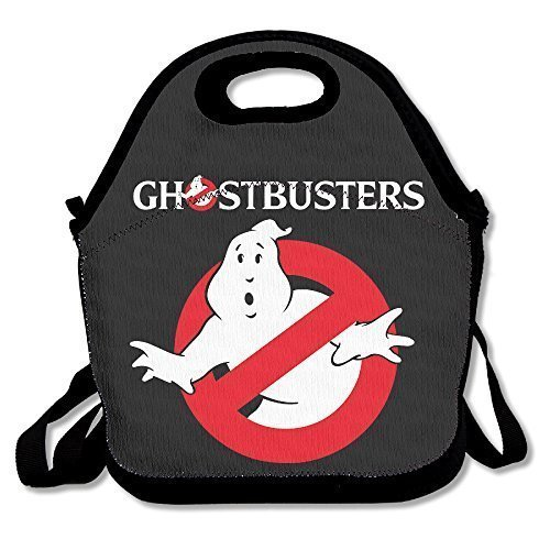 Ghostbusters 80s Movie Logo Lunch Bag