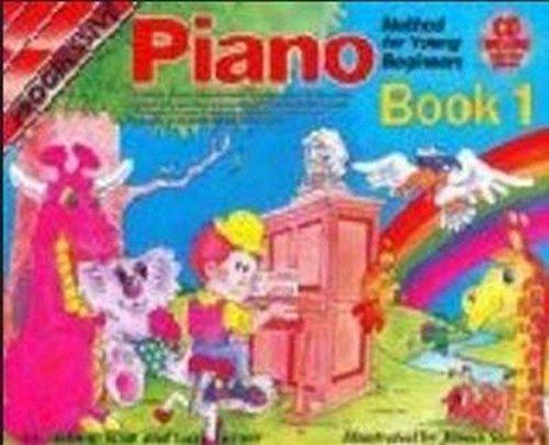 Progressive Piano Method for Young Beginners: Bk. 1: Book 1 / CD Pack (Progressive Young Beginners)