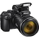Nikon Coolpix P1000 125X Optical Zoom Camera (Black)
