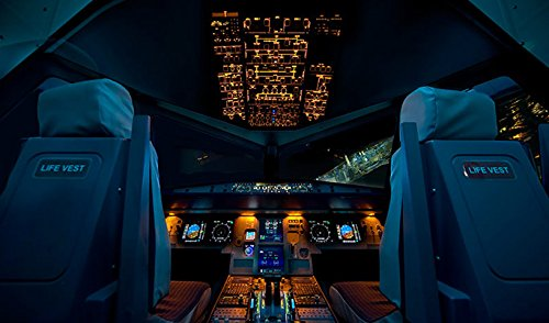 2 Stunden im Airbus A 320 Flugsimulator in Köln