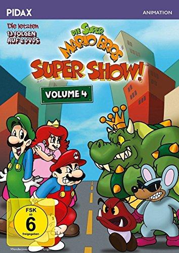 Die Super Mario Bros. Super Show!, Vol. 4 / Weitere 13 Folgen mit dem berühmten Videospiel Preisvergleich