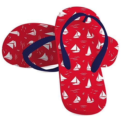 Yello Boys Flip Flops - Summer Holiday Poolside or Beach Footwear