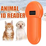 dastrues Animal ID reader 134.2khz Animal ID reader écran LCD RFID Pet Pet voss. minipet reconnaissance Ear Tag scanner
