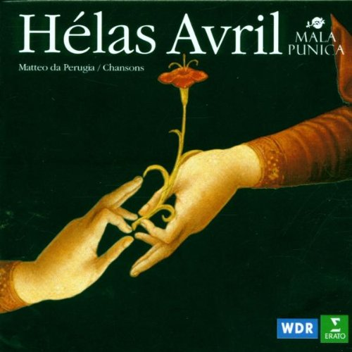 Helas Avril (Chansons)