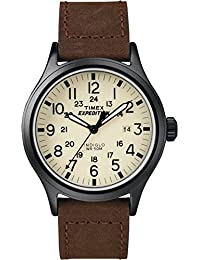 Timex Unisex-Armbanduhr Expedition Scout Analog Quarz NylonT49963
