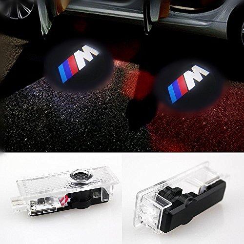 WFB Sportello d'auto LED illuminazione di cortesia proiettore laser marchio della luce per BMW