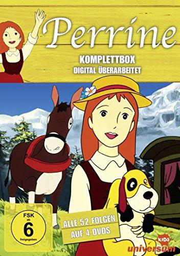 Gesamtbox (digital überarbeitet) (4 DVDs)
