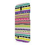 EMPIRE Signature Series Slim-Fit Coque Etui Case pour Samsung Galaxy Mega 6.3 - Aztec Fiesta