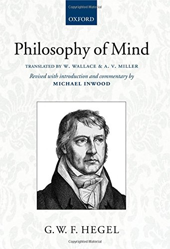 Hegel's Philosophy of Mind: Translated with Introduction and Commentary