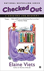 Checked Out : A Dead-End Job Mystery (Dead-End Job Mysteries)
