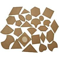 Mixed Quilt plantillas acrílico DIY herramientas para Patchwork Quilter