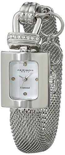 Akribos XXIV AK510SS - Orologio da polso da donna