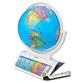 Oregon Scientific Smart Globe Infinity SG328 - Interactive Globe with Updatable Touch Pen Technology