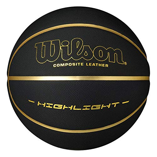 Wilson - Highlight, Color Black/Gold